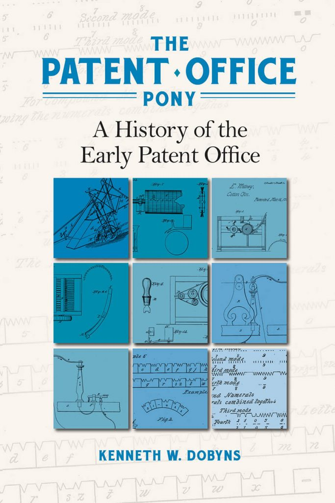 The Patent Office Pony Cover